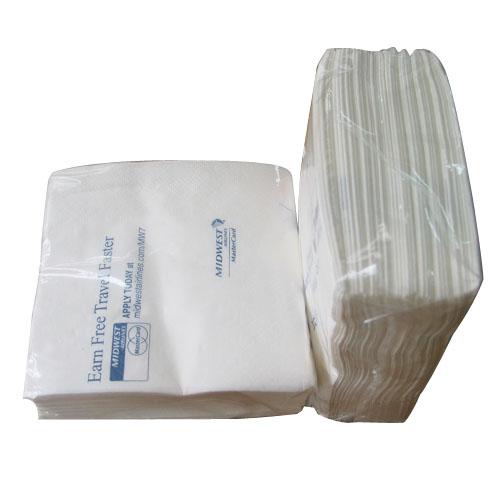 Kertas tissue untuk meja atau keperluan umum lainnya