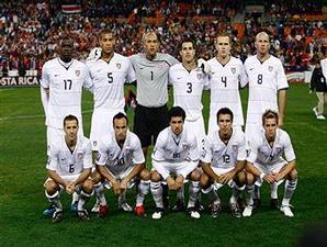 Tim Sepakbola Nasional US