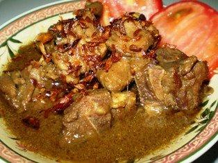 Tongseng kambing