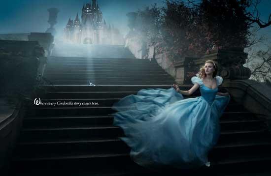 Puteri Cinderella yang kehilangan sebelah sepatunya...