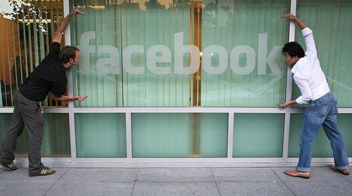 Facebook merambah kemana-mana...