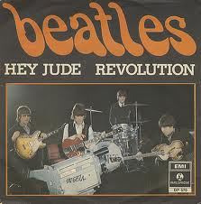 Sampul album The Beatles - Hey Jude