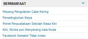 Screenshot dashboard kompasiana 2 Maret 2011