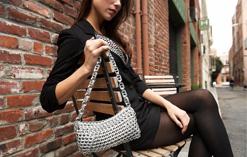 Tas pundak yang cantik.