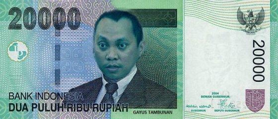 Manipulasi uang gambar gayus 2.