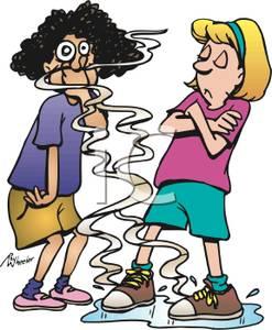 Sepatu bau mengganggu orang lain !