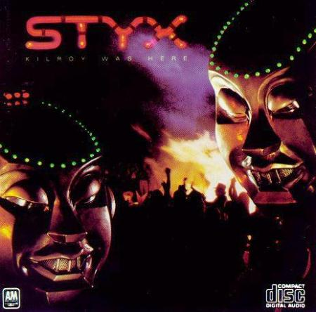 Cover album Mr Roboto - Styx