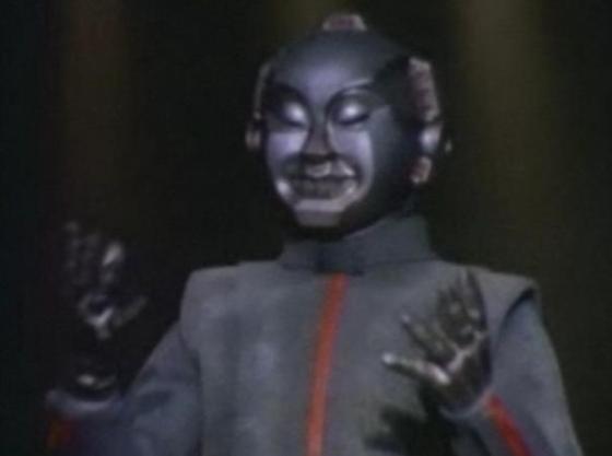 Tampilan Mr Roboto yang sudah dihack oleh Kilroy