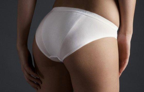 Produk celana dalam wanita anti bau kentut